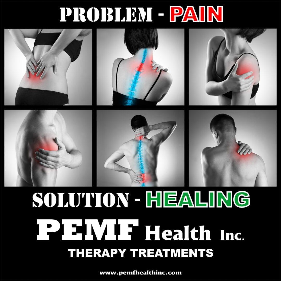 Pain and Healing- PEMF Health Inc.