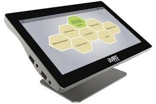iMRS prime Controller Fast Start screen- PEMF Health Inc.
