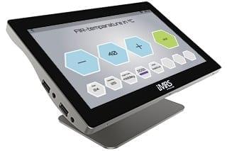 iMRS prime Controller FIR function screen PEMF Health Inc.