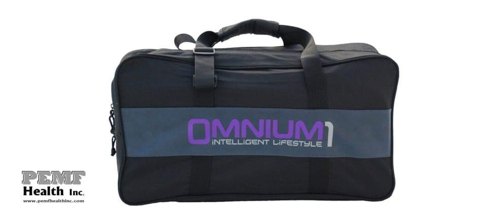 Omnium 1 2.0 Travel Bag- PEMF Health Inc.