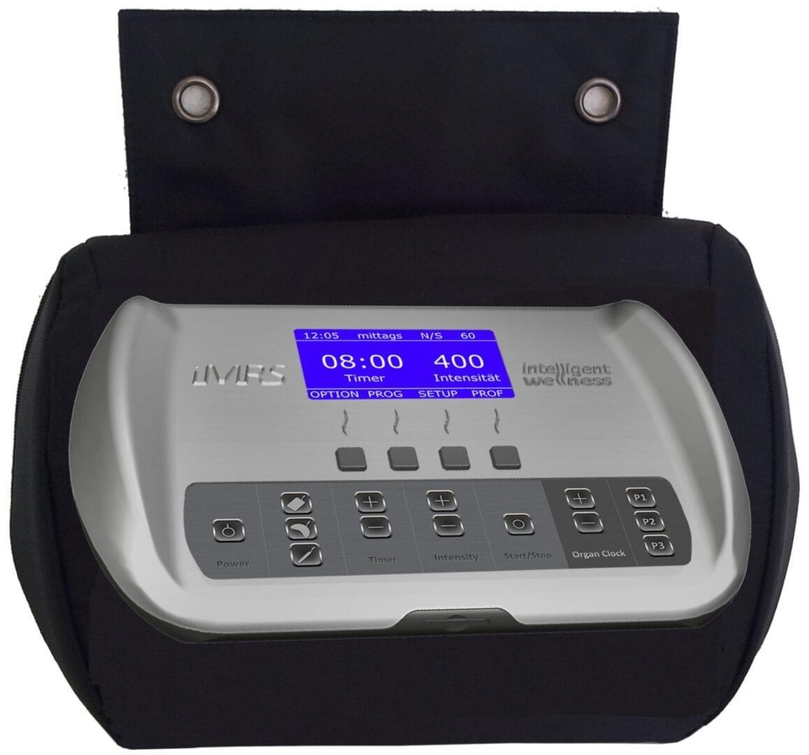 iMRS Control Unit in the SkinBag- PEMF Health Inc.