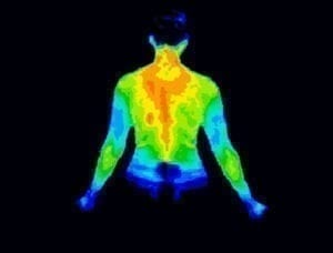 Upper body thermography- PEMF Health Inc.