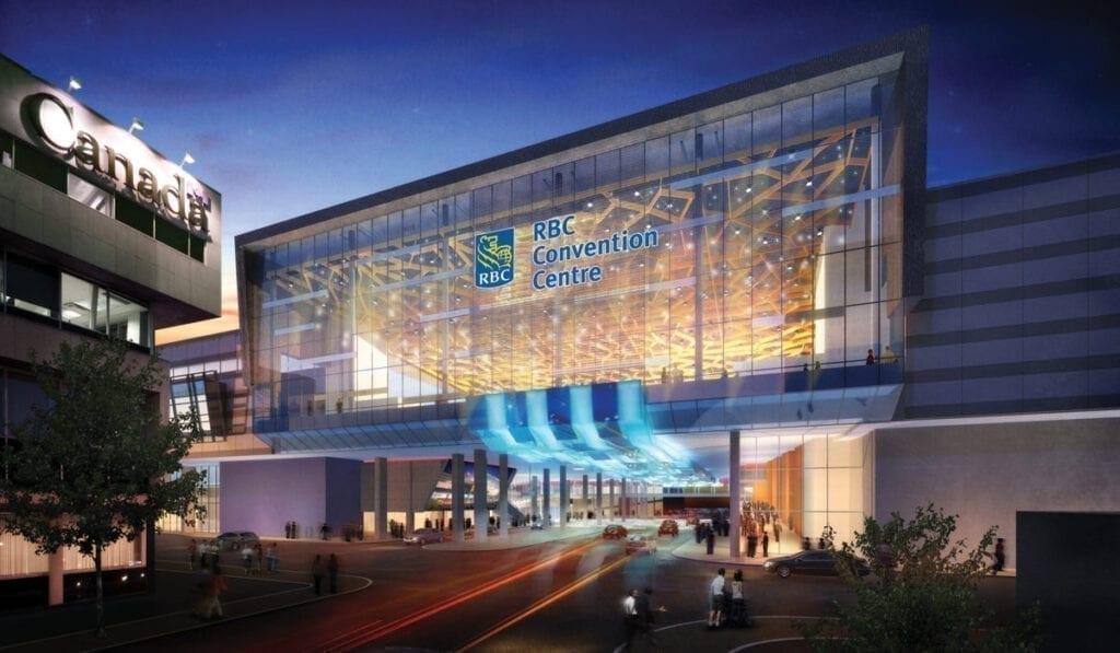 RBC Convention Centre Trade Shows- PEMF Health Inc.