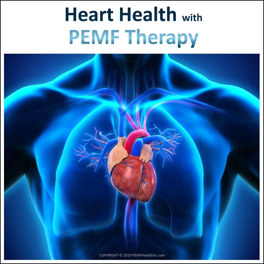 Heart Health with PEMF Therapy- PEMF Health Inc.
