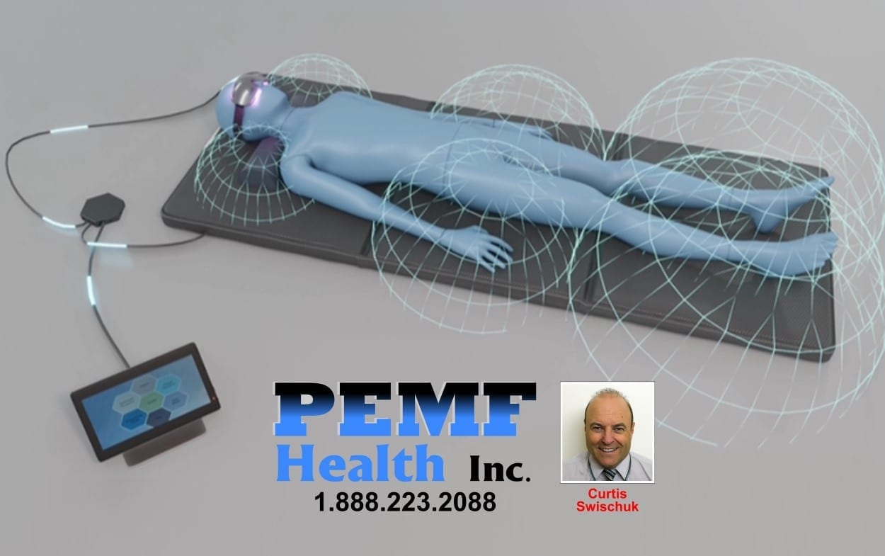 Pulsating mat my picture- PEMF Health Inc.