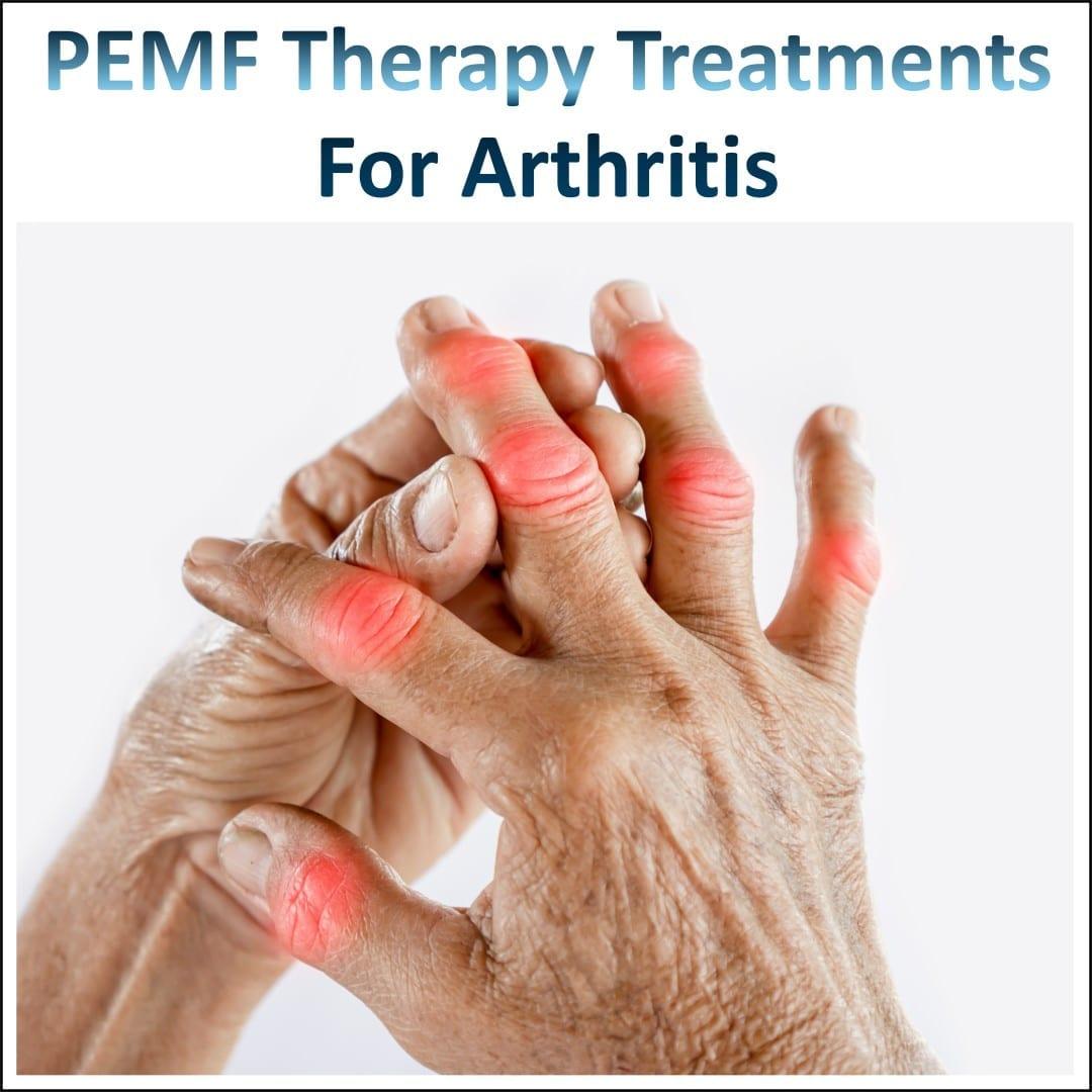 PEMF for Arthritis- PEMF Health Inc.